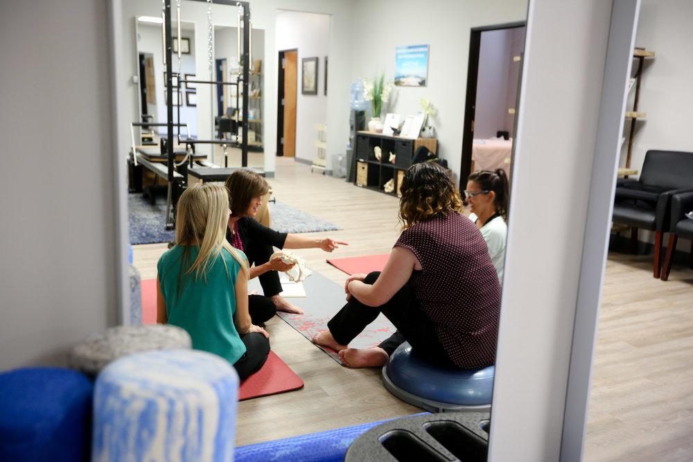 intro to pelvic floor classes | affordable pelvic health education