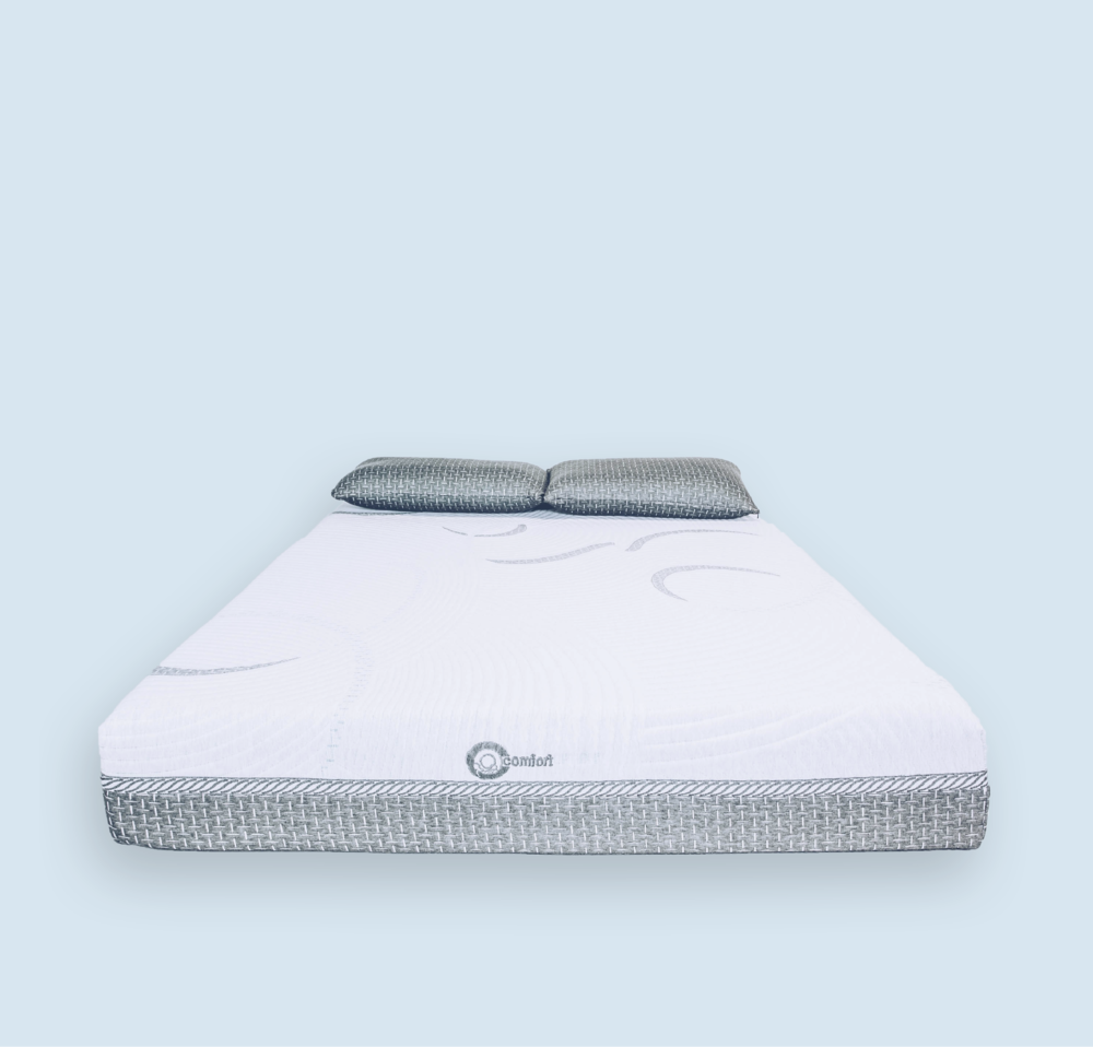 Engineered for Comfort & Built to Last. - Our mattresses utilize a three-layer construction, with each customizable layer of high quality foam serving a unique purpose. The end result is a supportive, cool, durable, and perfectly-customized surface to compliment your sleeping habits, preferences, and body type.