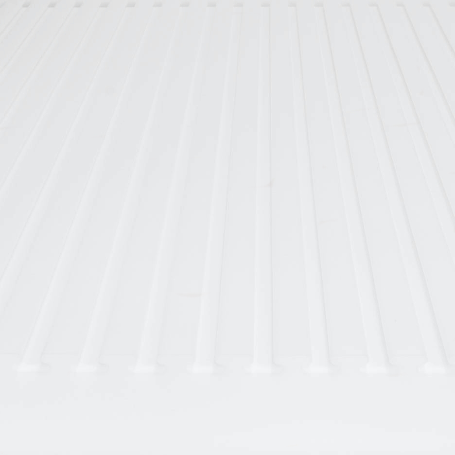 """Core Layer - Our 6"""" mattress core uses an advanced CNC profile that allows for airflow and a durable foam type that is over 20% more dense than our leading competitor."""