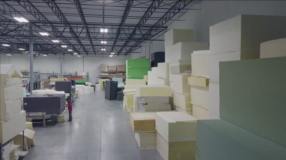 Factory Direct Mattresses Made in Indianapolis
