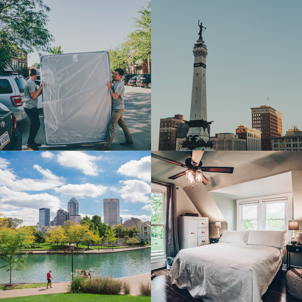 Quality Mattresses, Customized for You. - Tailor-made comfort and personalized service to match, for our neighbors in the greater Indianapolis area.
