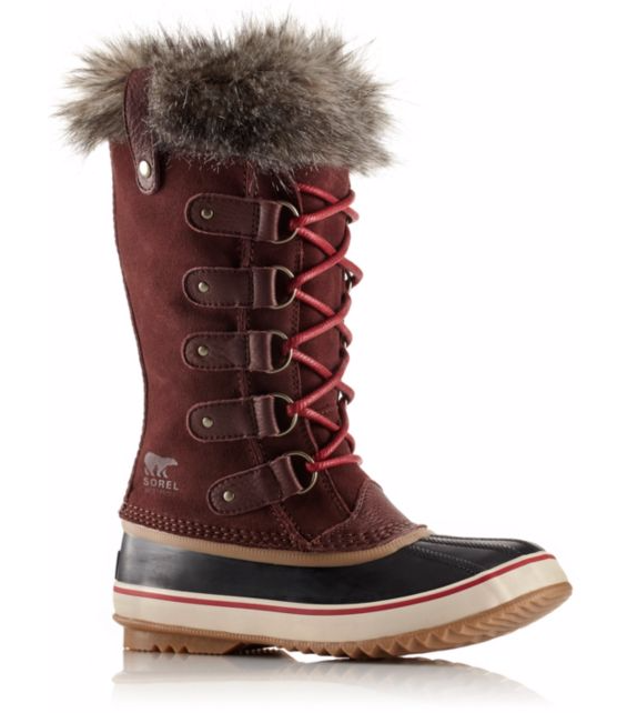 Sorel Joan of Arctic - Redwood (PC: Sorel.com)