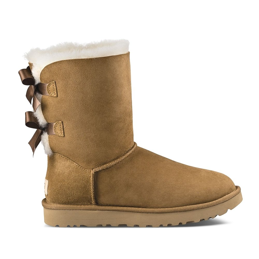 Ugg Bailey Bow 2 - Chestnut (PC: Ugg.com)