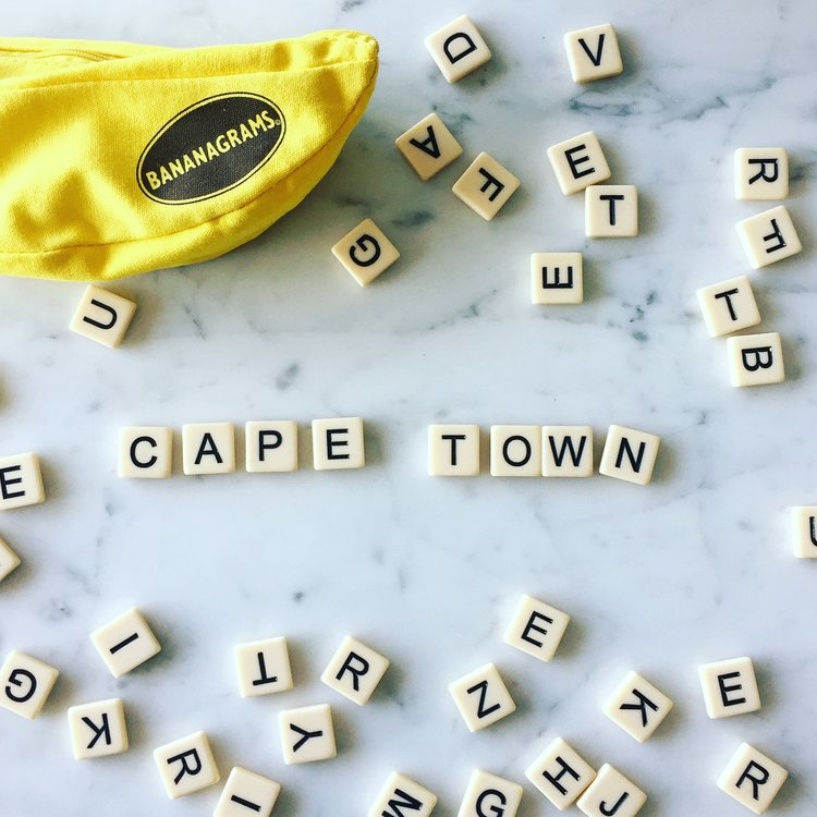 Cape Town In December Records Of Roam