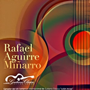 RTVE RECITAL   This album shows Antonio José's and Manuel M. Ponce's impressionism, Paganini's virtuosism, Daniel Real's dreaming sound illusions and Castelnuovo Tedesco's romanticism.