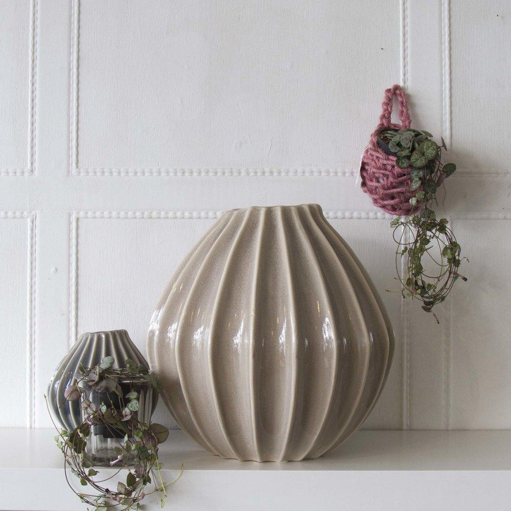 Broste 'Wide' vases