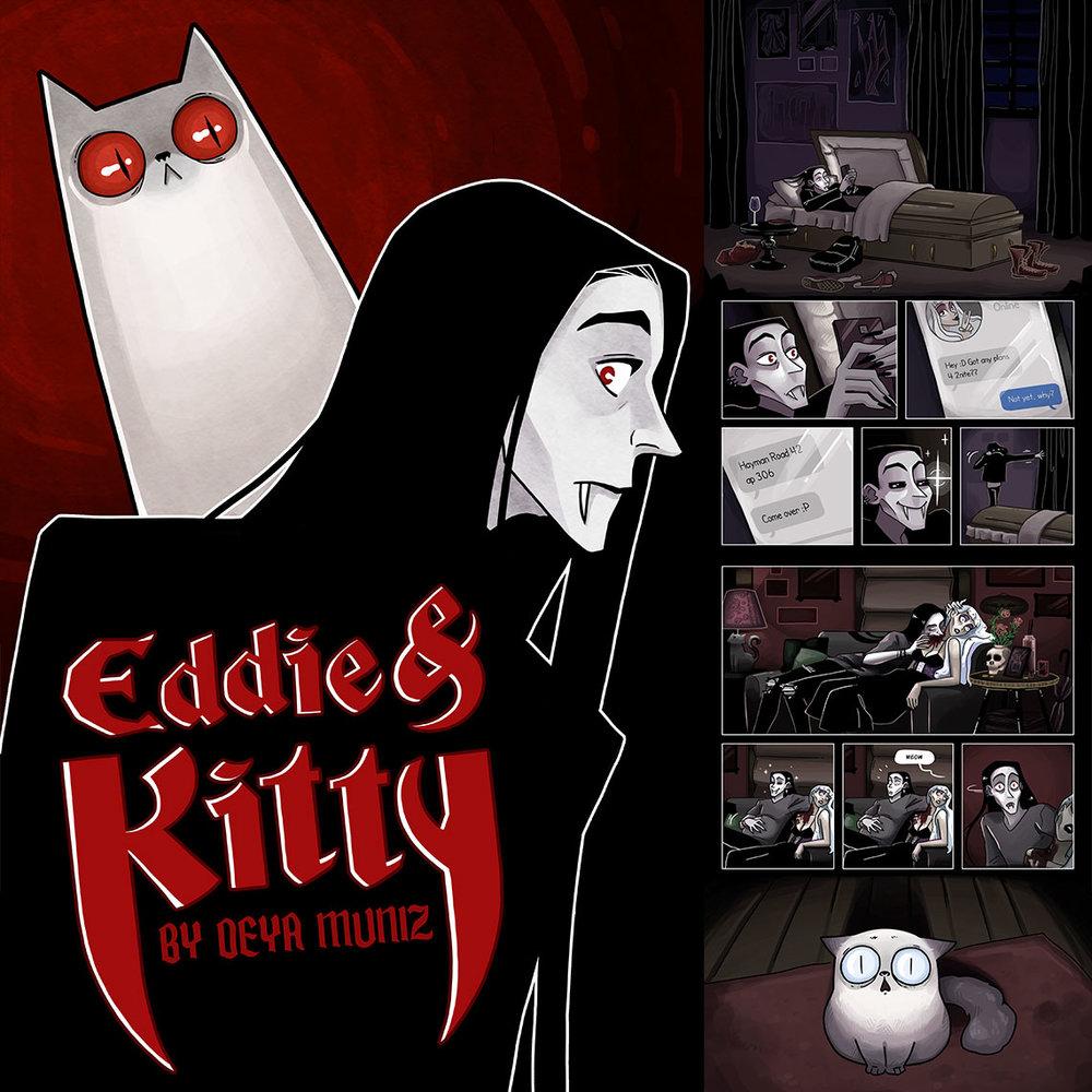 Eddie & Kitty -