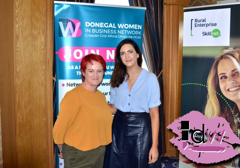 Camilla (Póca Productions) - Marie Shields (Moss Marketing) Image Credit: Donegal Woman