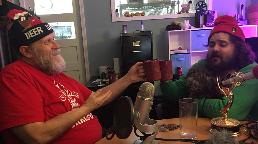 Chris interviews Santa (Dwayne) about what it was like to play Santa Claus and how he gets everything done in a single night!