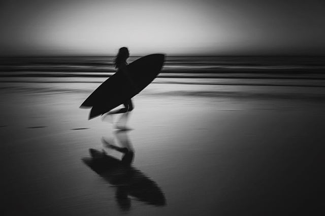Lost model on the Mentawais ! . . . #surfphotography #photography #surfergirl #surf #blackandwhite #art #experimental #artphotography #bw #surfporn #canvas #surfing #model #mystic