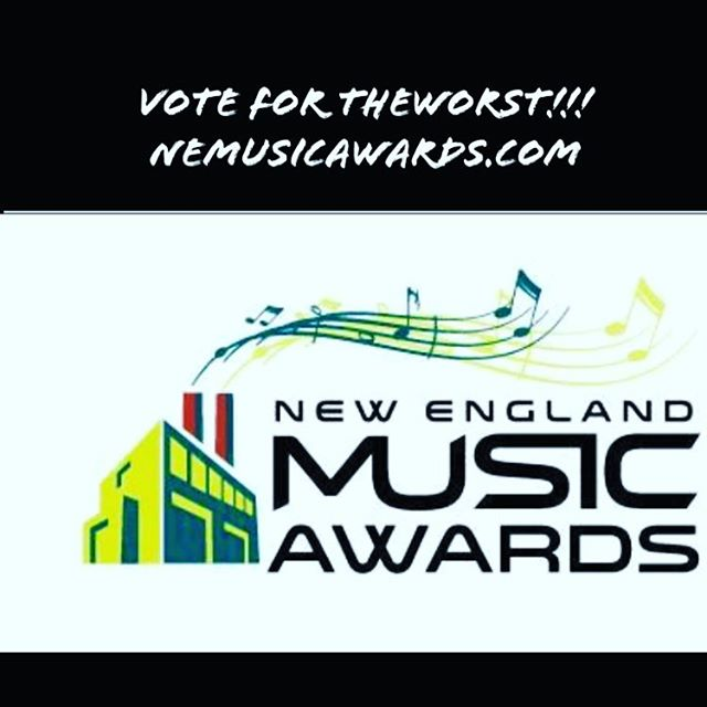 Hey! We got nominated for best band in state of Maine! Last day to give us your vote!!