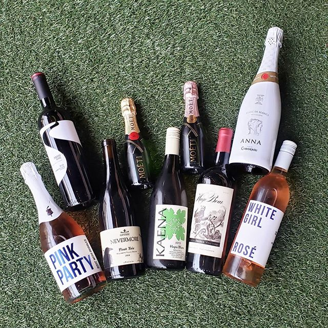 March Madness 50% off all Wine Bottles because getting wine drunk is the only way to deal with this weather.⛈🍷🥳 . . . . #wine #whitegirlwasted #ktown #rosé #losangeles #datenight
