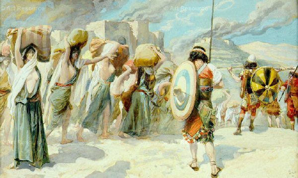 Midianite Virgins