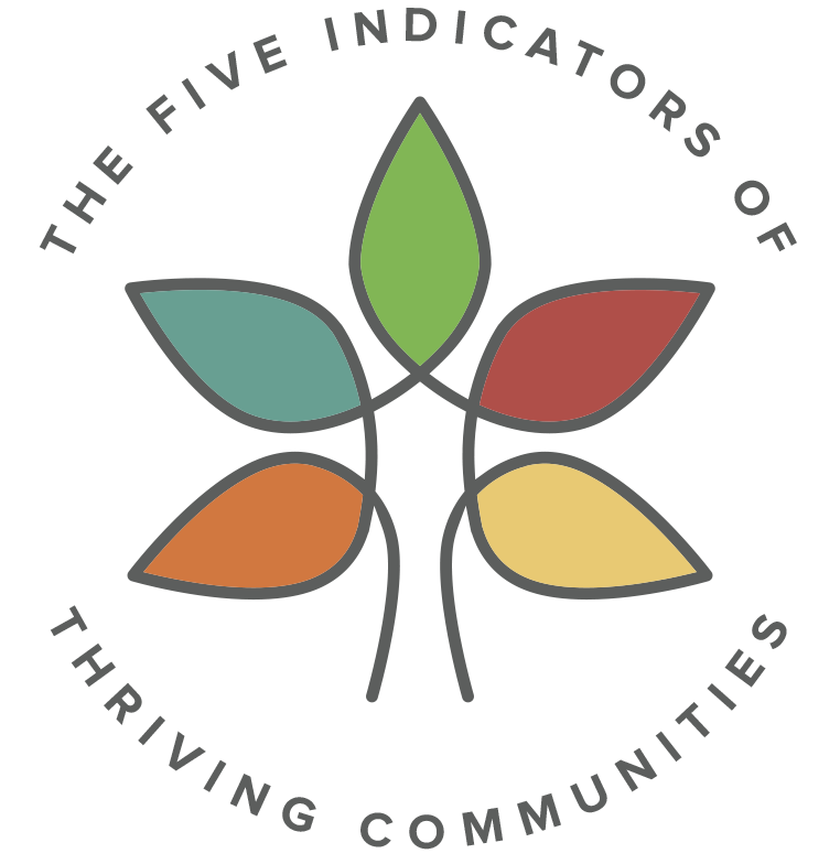 5 Indicators of Thriving communities