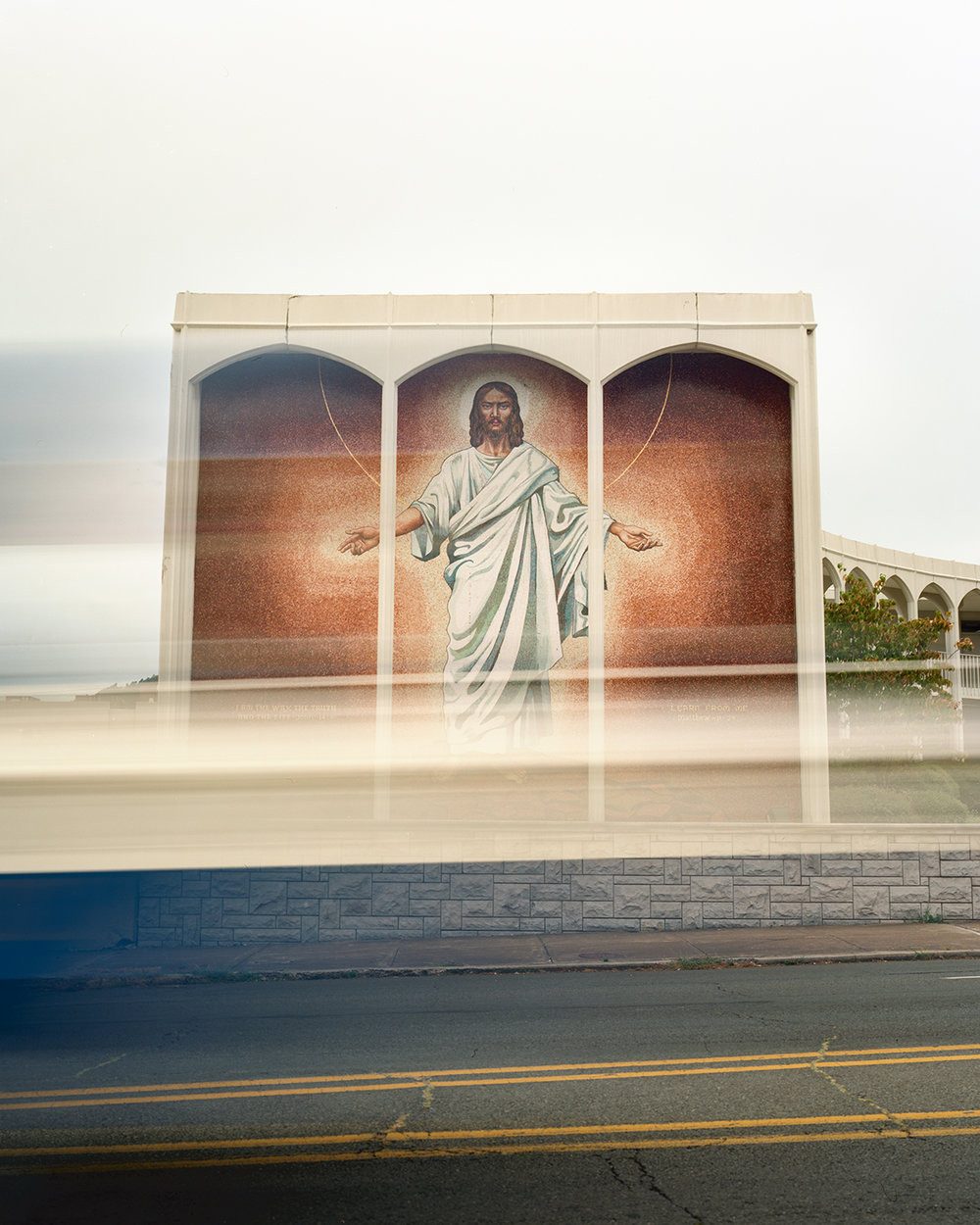 """Christ"" 2016. Arkansas. Archival Pigment Print. 16"" x 20"""