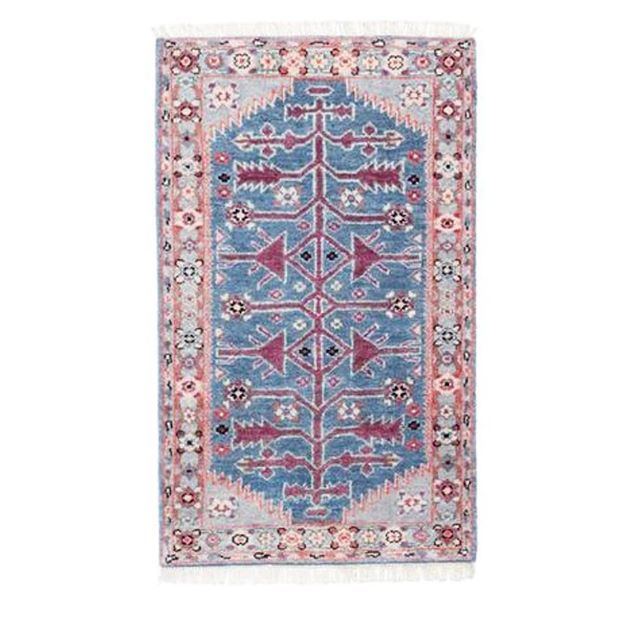 Just sourcing the cutest rug ever for a client's master bath! The Maya rug in lilac. So perfect @caitlinwilsondesign