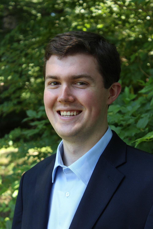 Justin Sherman  Vice President, Co-Founder Duke University