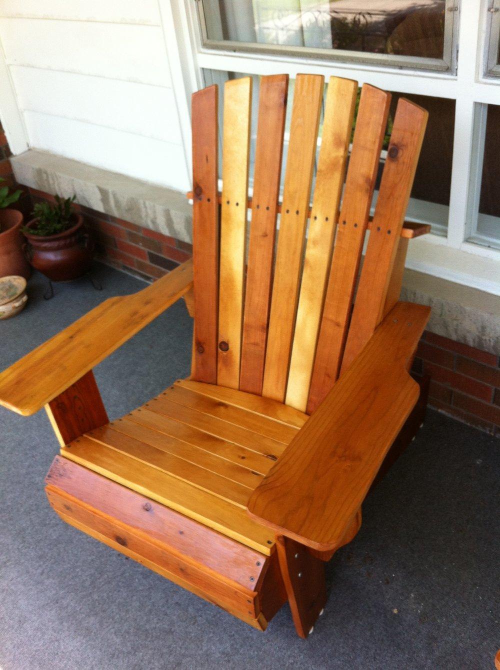 Muskoka Chair -