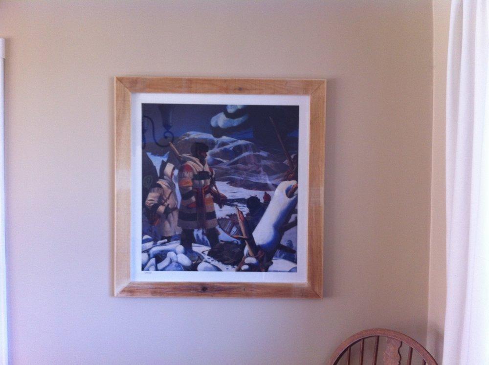 Wood Frames -