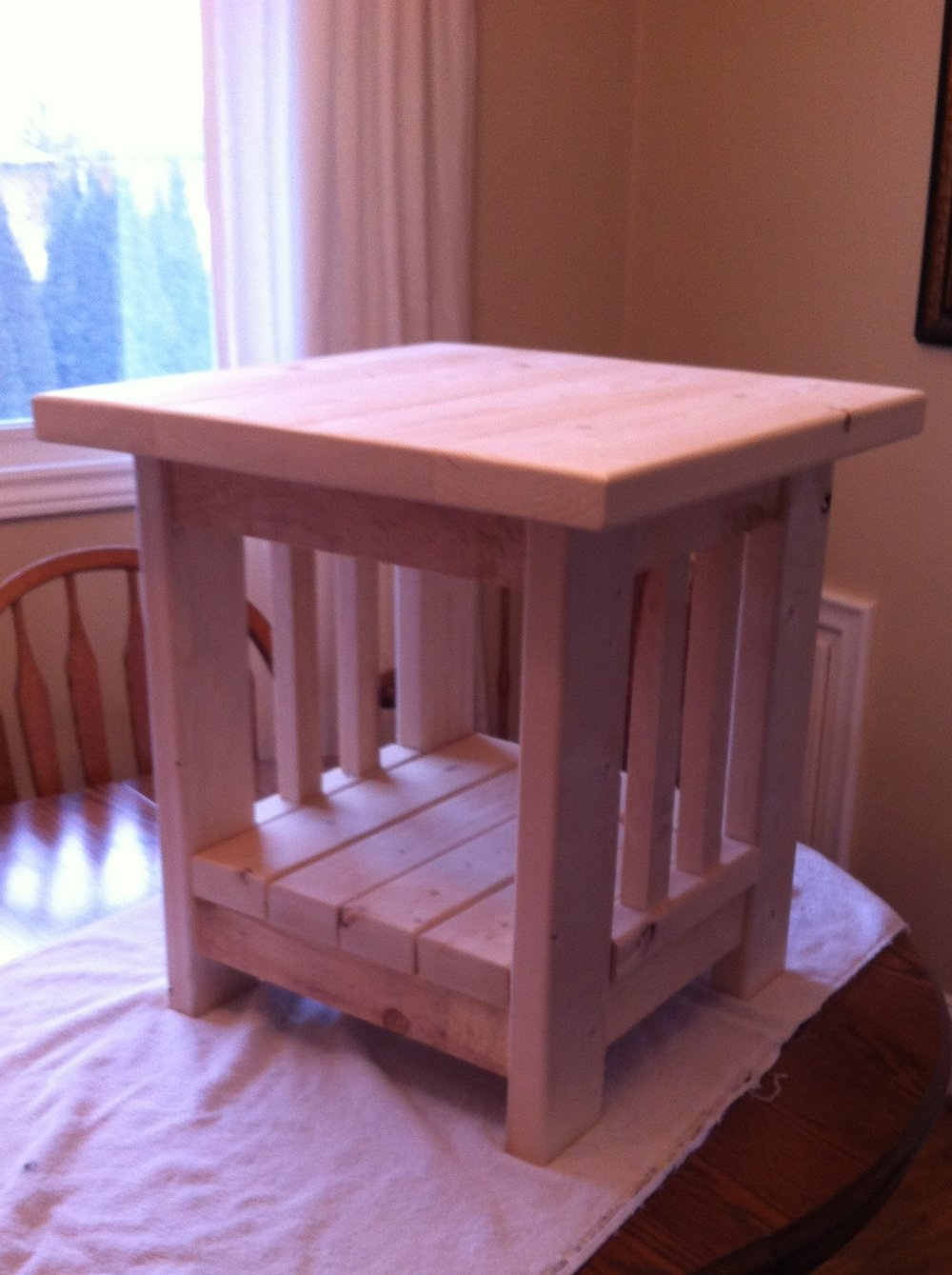 Side Table -