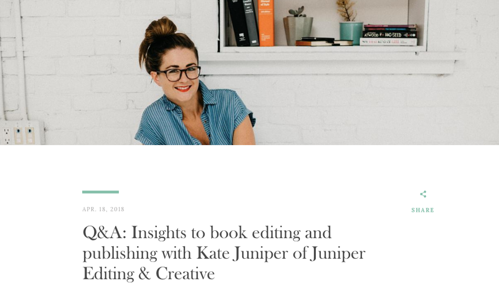 JUNIPER EDITING & CREATIVE KATE JUNIPER PICOT COLLECTIVE INTERVIEW CANADIAN BOOK EDITOR.png