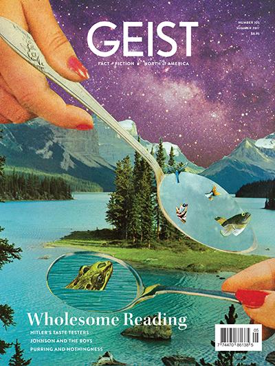 Image by  Geist Magazine