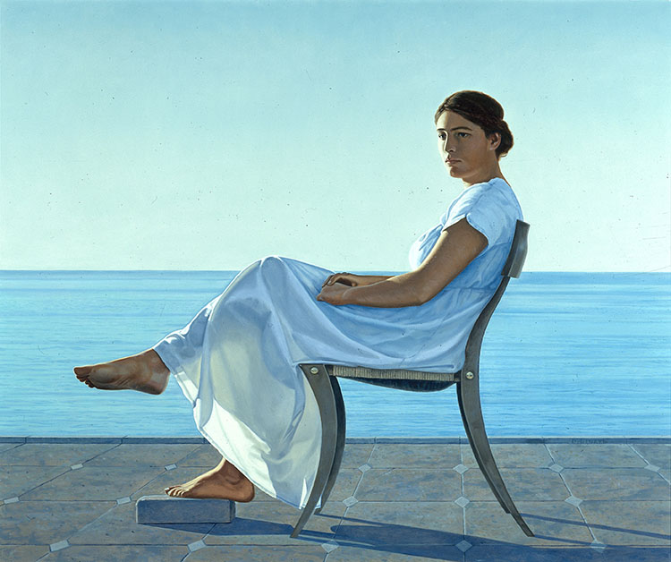 Penelope  by David Ligare