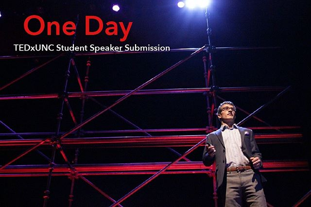 Applications to be a student speaker at this years conference are due tonight by 11:59.  We know you have ideas worth spreading, so don't miss this opportunity!