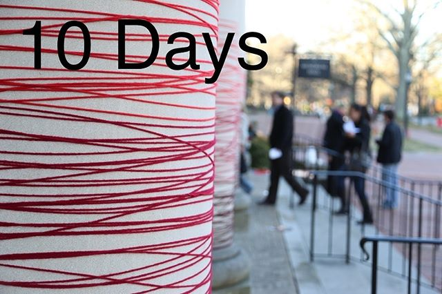 10 Days away until the 2019 TEDxUNC Conference Theme Release!  Join us in the Pit on January 29 from 11am-1pm for interactive activities and the first look at the 2019 Conference theme.  This is a look at the theme from our FIRST CONFERENCE in 2013- Common Threads!