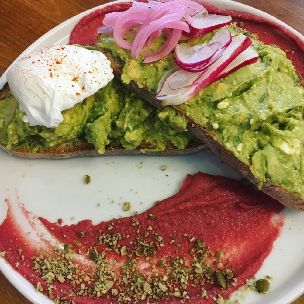 Avocado Toast- Citizens of Chelsea