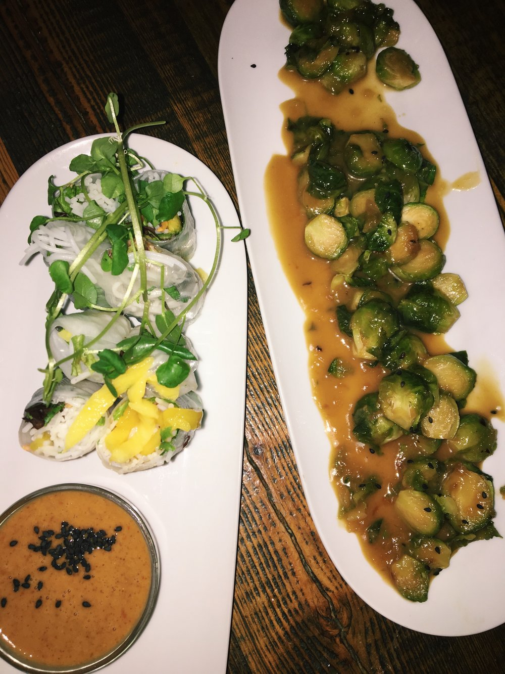 John Legend wrote All of Me about these Brussel Sprouts you can quote us on that