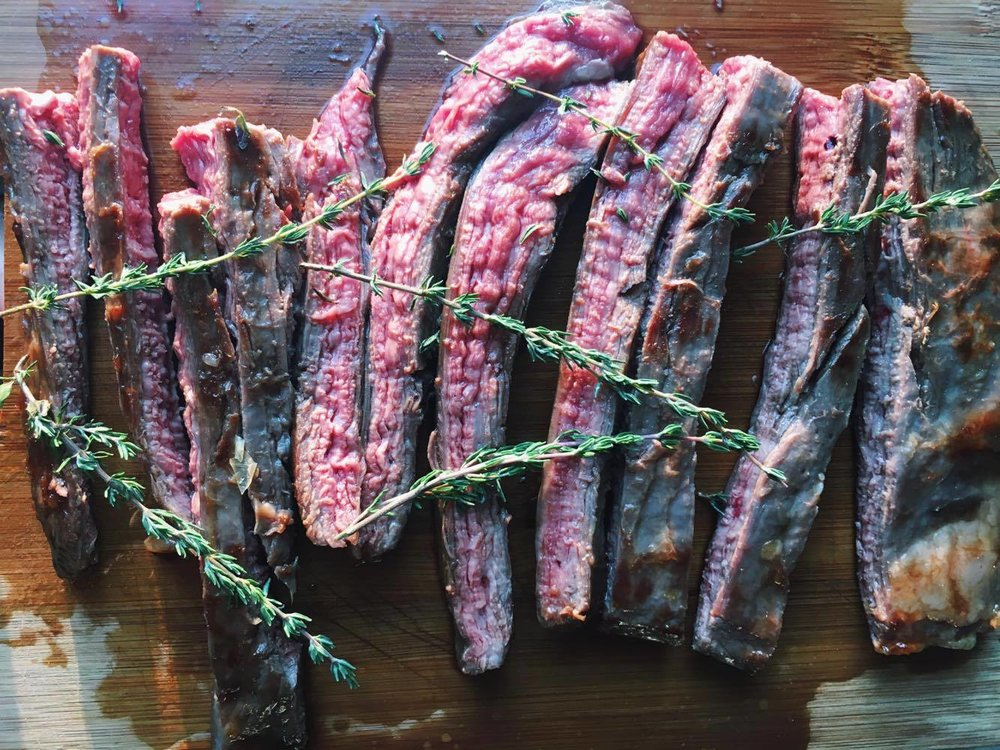Marinated Flank Steak