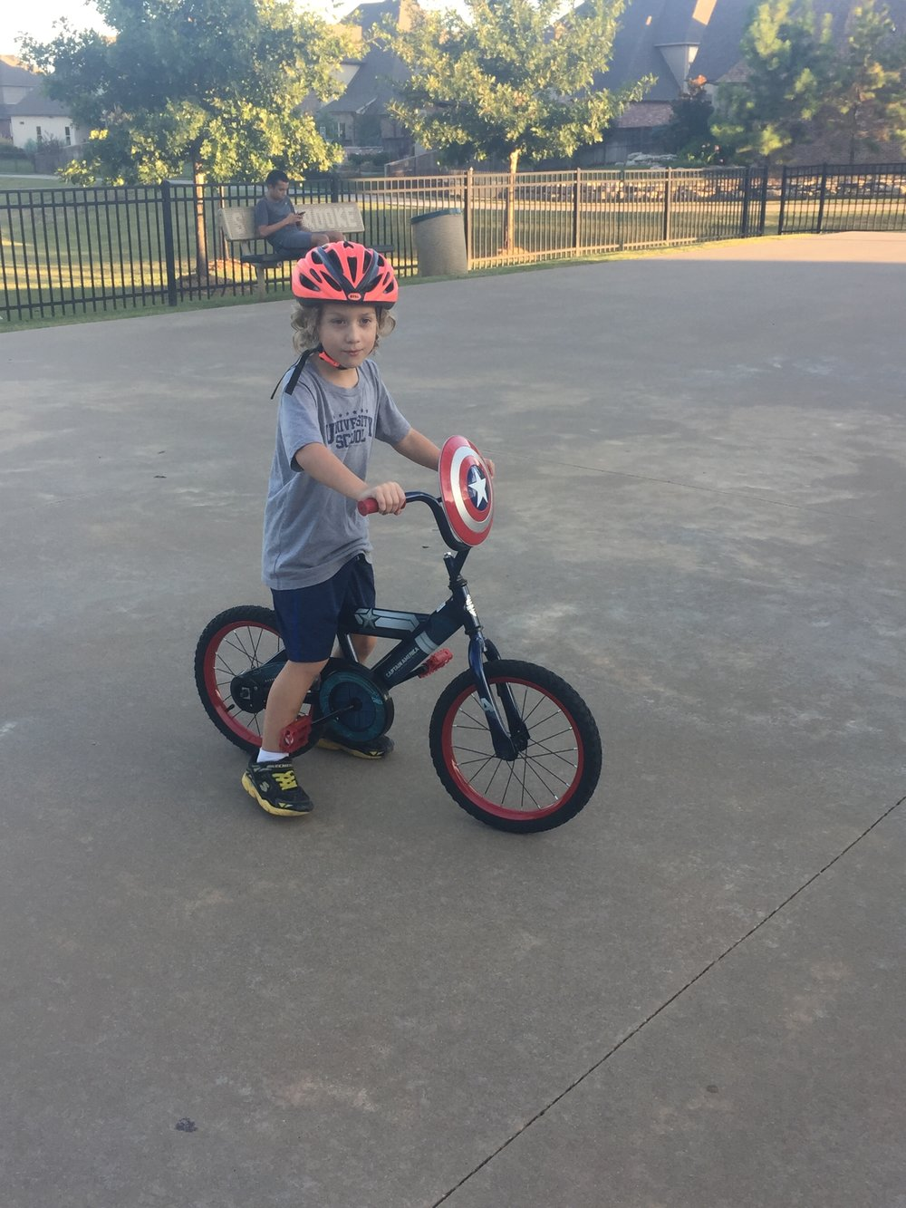 October 2017 No training wheels!!!
