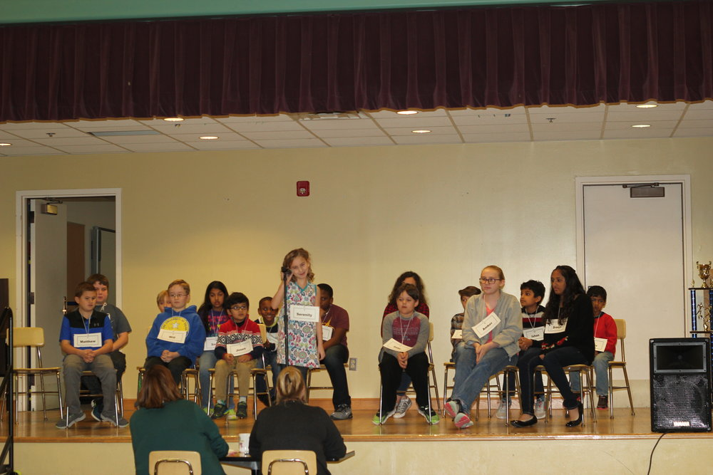 December 2017 Serenity was in the School Spelling Bee! She spelled so many words! We had a lot of fun getting ready for the spelling bee. Spelling games are fun =) She wanted curly fancy hair for the spelling bee, and she thoroughly enjoyed flipping her curls around on stage. =)
