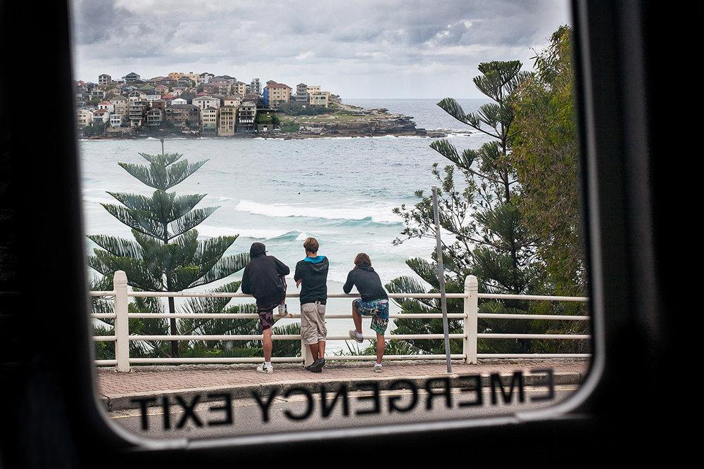 Bondi, Sydney. ©Tomasz Kulbowski