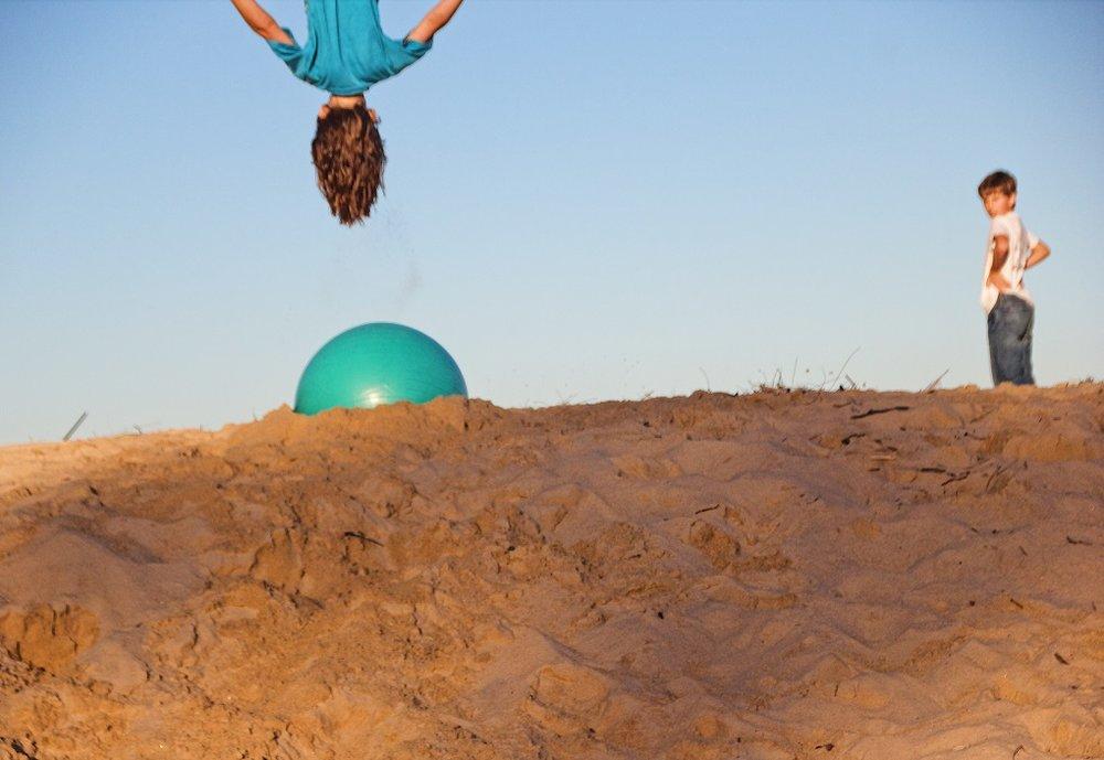 Hemi Hibberf-Poulton Upside Down