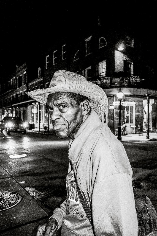 Decatur Street, New Orleans 2018 ©Meg Hewitt