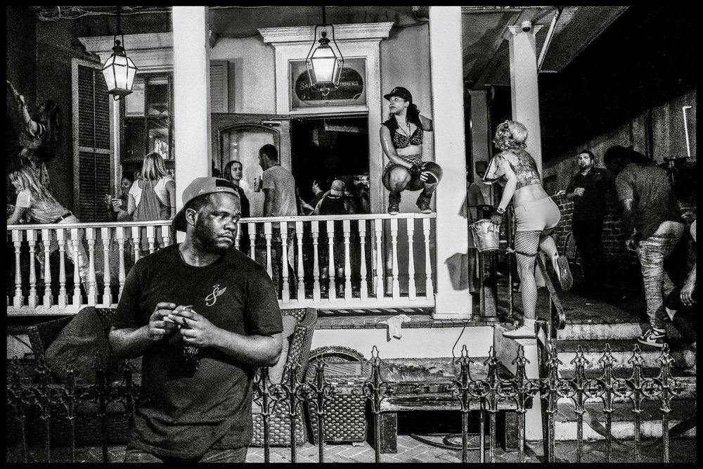 Saints and Sinners, New Orleans 2018 ©Meg Hewitt