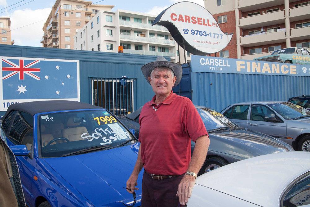 Carsell, Parramatta Road, Homebush. ©Lyndal Irons