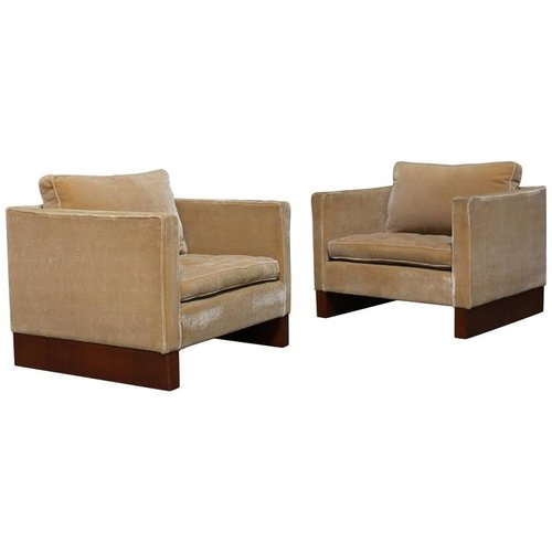 Lounge Chairs By Ludwig Mies Van Der Rohe Kubisak Modern Design