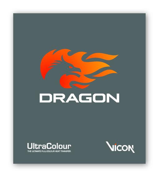 UltraColour Dragon Sample Heat Transfer