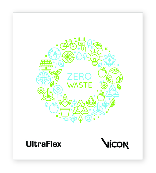 UltraFlex Zero Waste Sample Heat Transfer