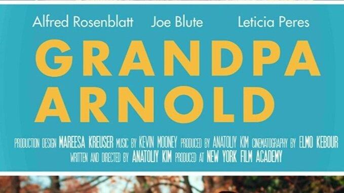 GRANDPA ARNOLD (short film)