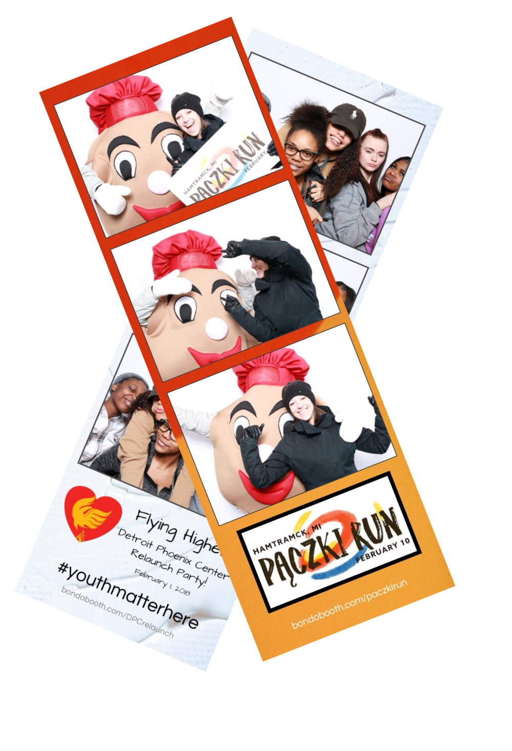 Photo Booth Print Strip