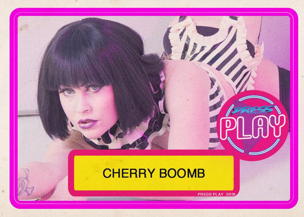 Cherry Boomb