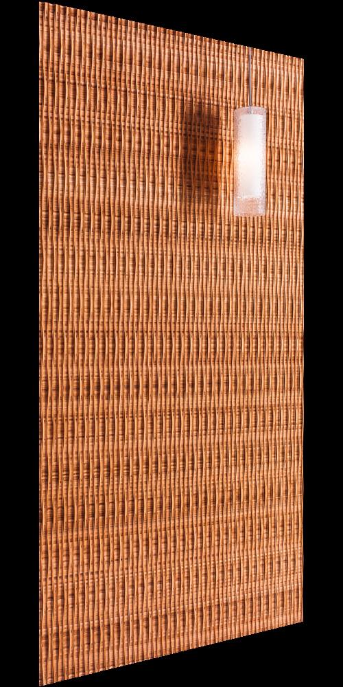 Orange texture wall