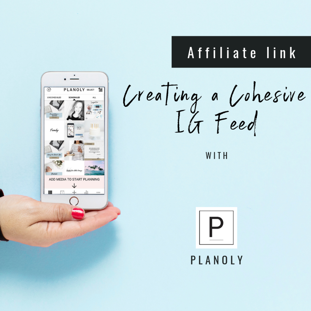 ''Planoly  is an end to end Instagram visual management platform. We help brands and influencers manage their content and marketing campaigns for Instagram. Visually plan - Use our drag and drop feature to arrange your content before posting it live.''