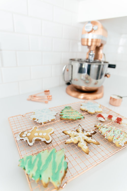 Holiday Sugar Cookies Gluten Free Dairy Free And Nut Free Press
