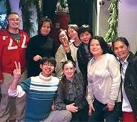 Staff at Golden Gate Center