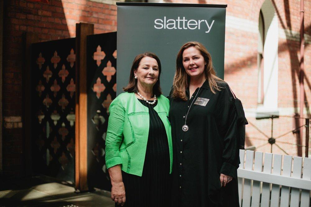 Slattery Women in Lunch Melbourne